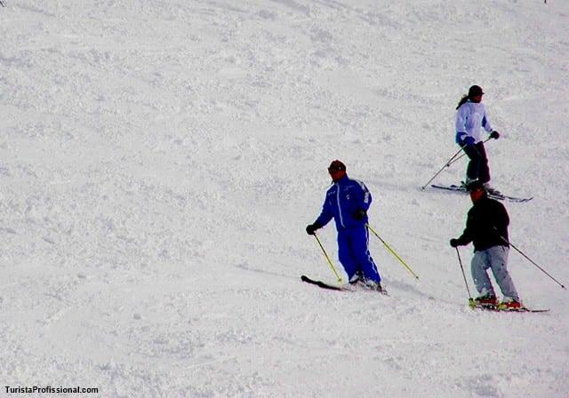 Estação de esqui Genebra