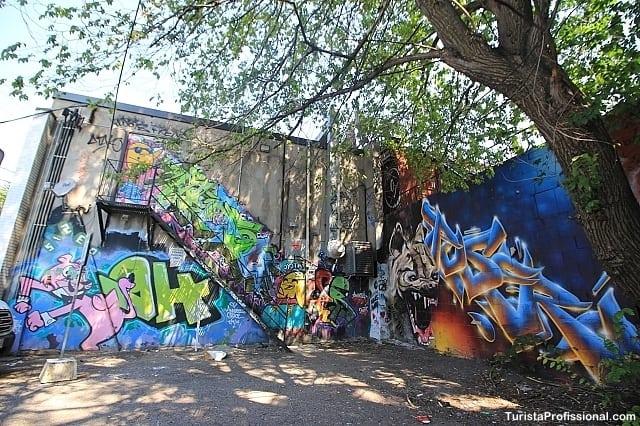 grafites em toronto - O que fazer em Toronto: roteiro de 2 dias