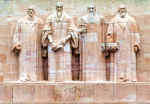 muro dos reformadores - Dicas de Genebra para quem vai a primeira vez
