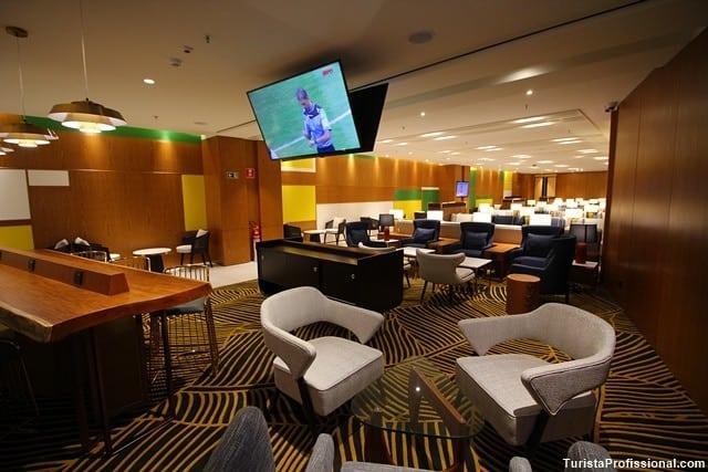 sala vip rio - Conheça o Plaza Premium Lounge RIOgaleão
