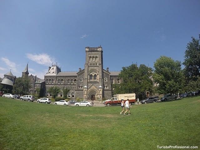 universidade de toronto - O que fazer em Toronto: roteiro de 2 dias
