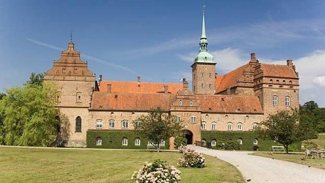 viagem para a dinamarca - 6 castelos e 4 palácios para visitar na Dinamarca