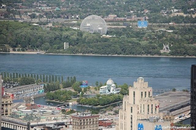vista de montreal - Roteiro de 3 dias em Montreal, Canadá
