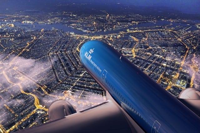 voo klm - Dicionário de viagem: termos que você deve dominar