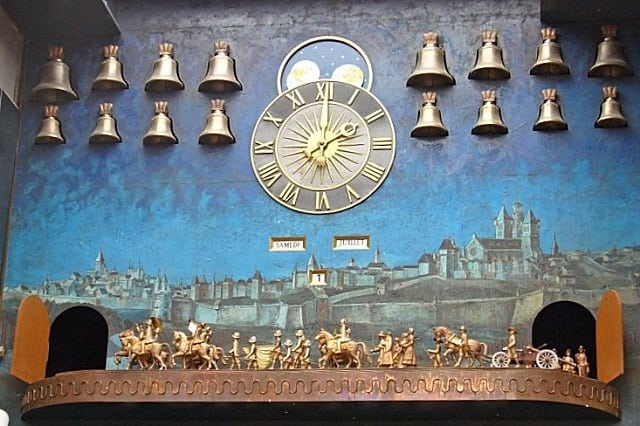 Passage Malbuisson - A rota dos relógios em Genebra