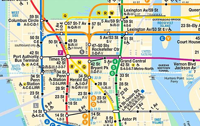 metro de nova york - Acessibilidade em Nova York: tudo o que você precisa saber