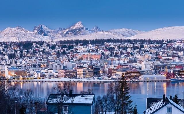 noruega aurora boreal tromso - Outono na Noruega: quando é e o que fazer?