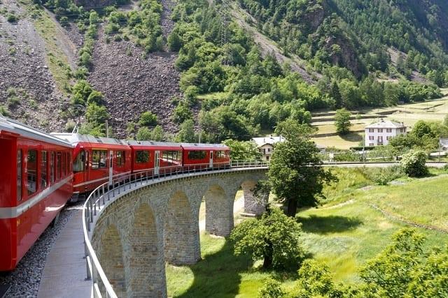 trem na europa - Viajando de trem pela Europa - principais sites