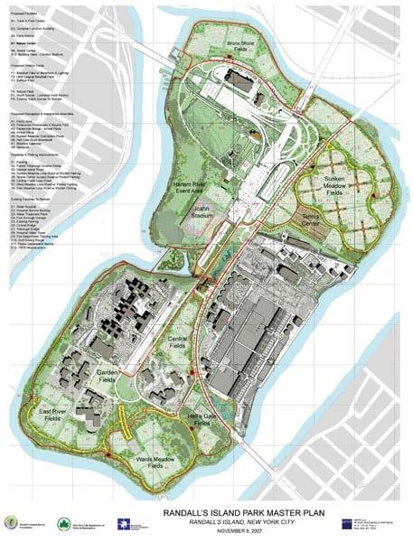 Randalls Island Nova York - 4 ilhas em Nova York para conhecer e sair do lugar comum