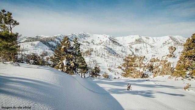 estacao de esqui - 10 estações de esqui na Califórnia