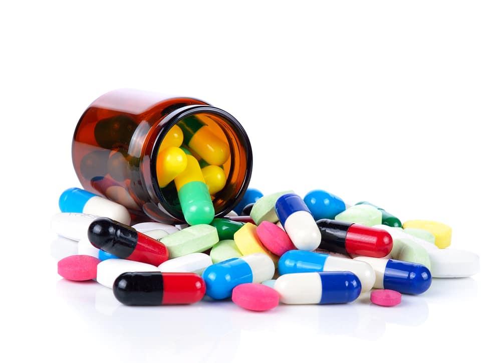 medicamentos no avião
