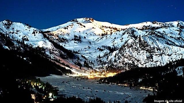 o que fazer na california - 10 estações de esqui na Califórnia