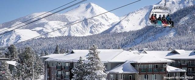 o que ver na california - 10 estações de esqui na Califórnia