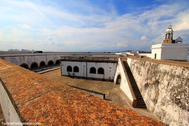 onde ir em Niterói Fortaleza de Santa Cruz