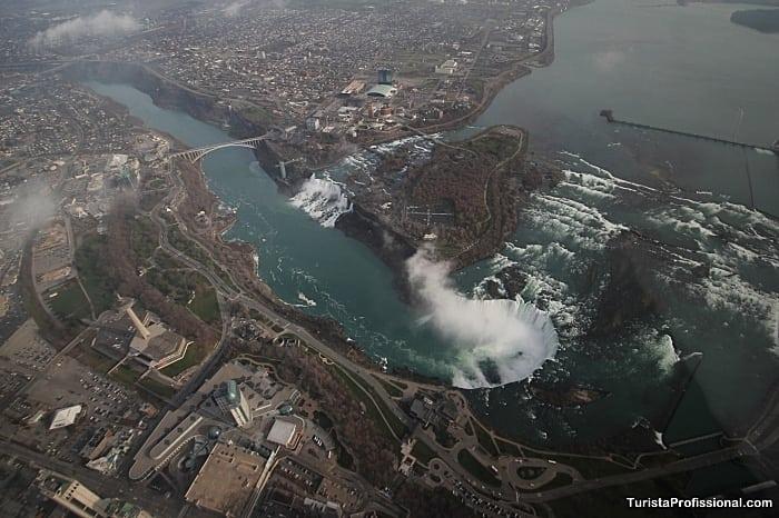 passeio de helicoptero nas cataratas - O que fazer em Niagara Falls, Canadá