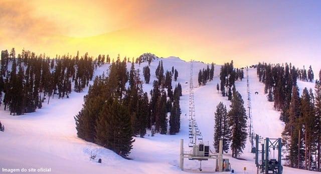 roteiro california - 10 estações de esqui na Califórnia