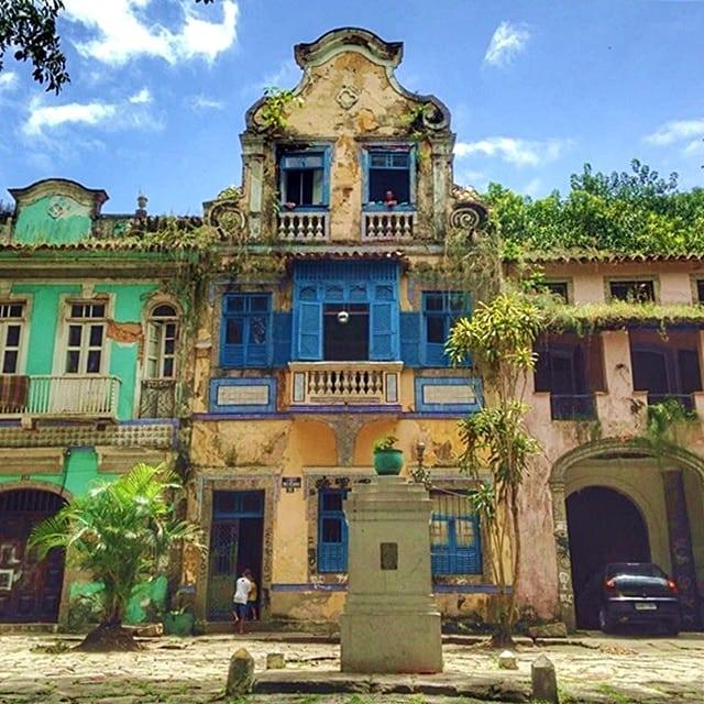 largo do boticario - Dica de pousada no Rio de Janeiro
