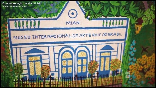 Museu Naif Rio de Janeiro