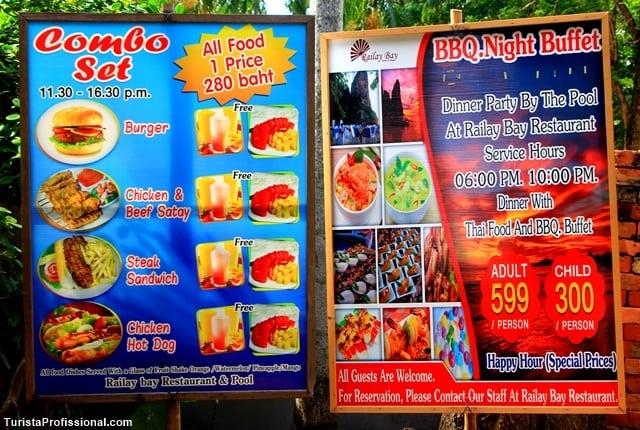 comida tailandesa - Moeda tailandesa: qual levar, câmbio e outras dicas práticas!