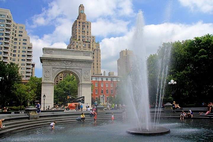 Washington Sq nyc - Onde ficar em Nova York: os piores e os melhores bairros