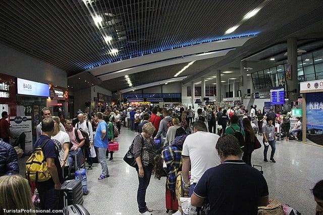 aeroporto tailandia - O que é overbooking? Conheça seus direitos como passageiro