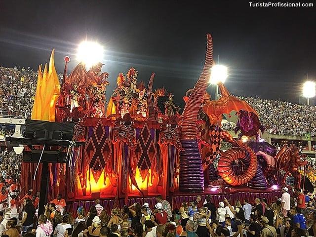 carnaval do rio de janeiro - Minha primeira vez no Desfile das Escolas de Samba do Rio