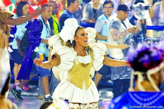 carnaval do rio - Minha primeira vez no Desfile das Escolas de Samba do Rio