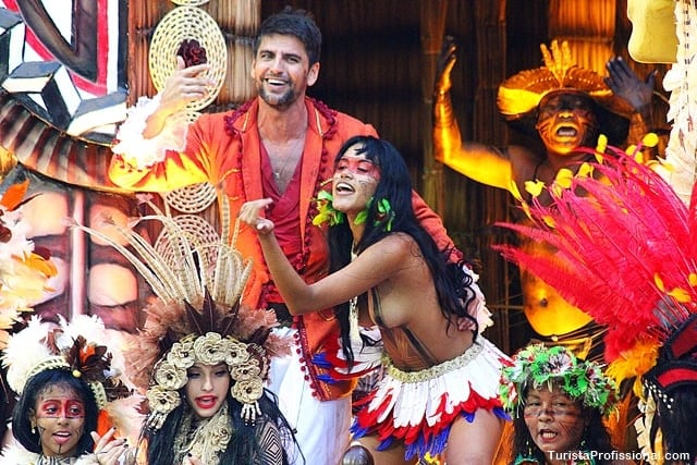 escola de samba do rio - Minha primeira vez no Desfile das Escolas de Samba do Rio