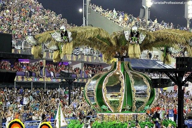 escolas de samba rio de janeiro - Minha primeira vez no Desfile das Escolas de Samba do Rio