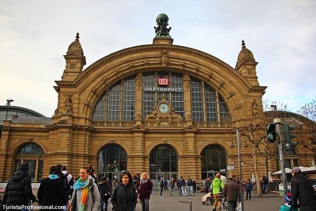 o que fazer em frankfurt - Conexão em Frankfurt: o que dá para visitar?