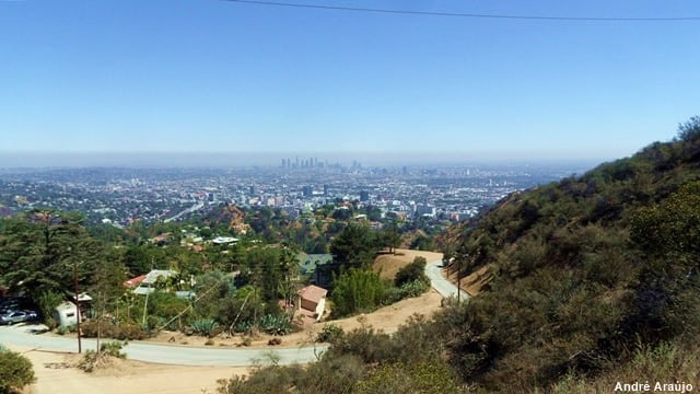 passeios na Califórnia