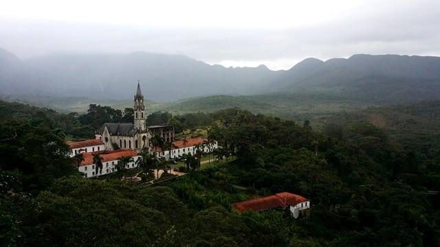 santuario caraca - Santuário do Caraça: belezas naturais, arte e história em um só lugar