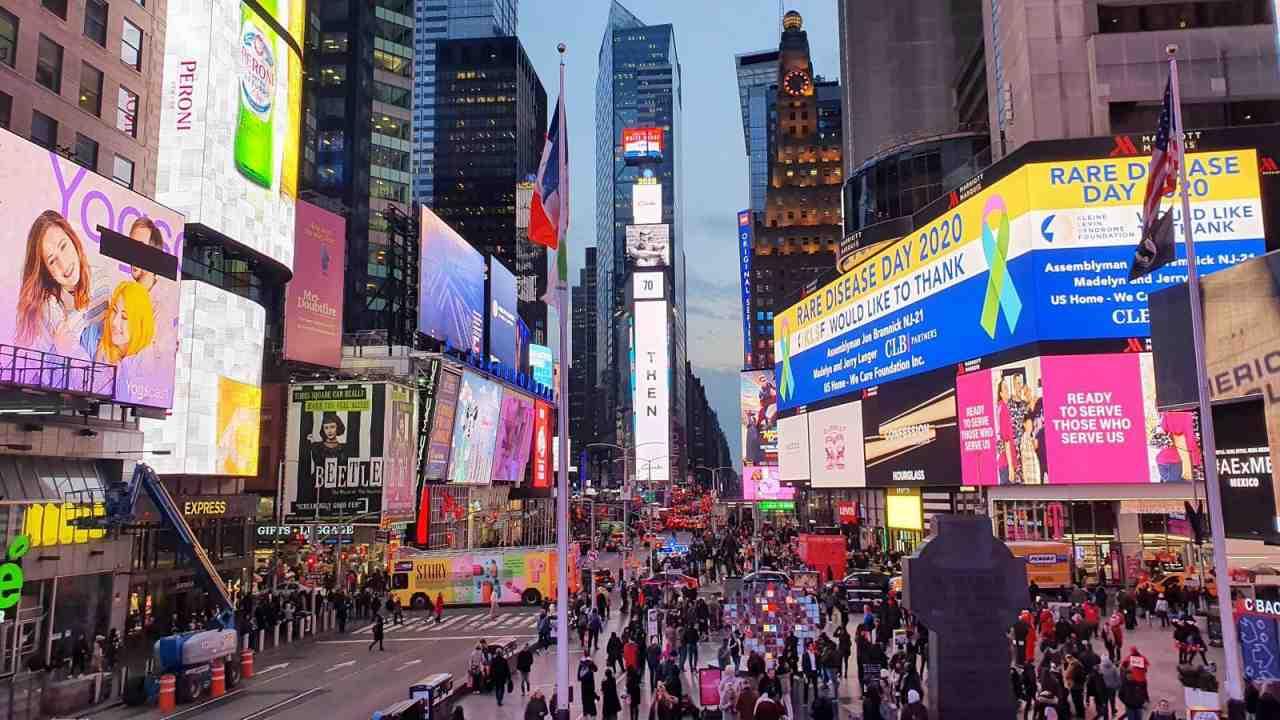 times square 1 - Onde ficar em Nova York: os piores e os melhores bairros
