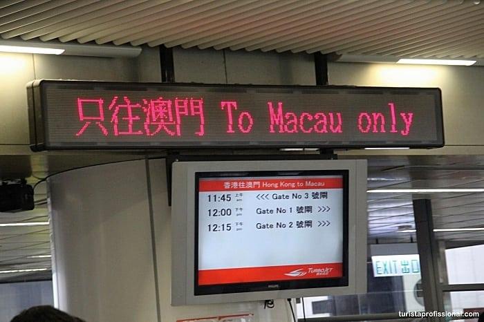 como chegar em macau - Roteiro de 1 dia em Macau: bate e volta de Hong Kong