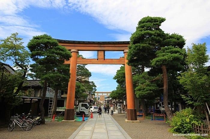o que visitar em takayama - Roteiro de 12 dias pelo Japão