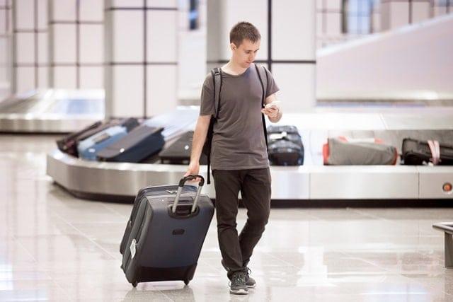 Regras de bagagem despachada