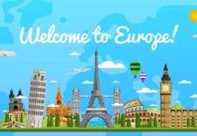 seguro viagem para a Europa