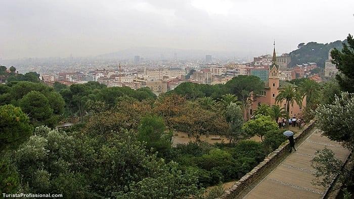 Barcelona park guell - Cidades da Espanha: 15 destinos para se apaixonar!