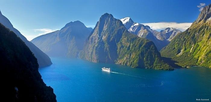 Doubtful Sound Milford Sound Fiordland - Dicas da Nova Zelândia para quem vai a primeira vez