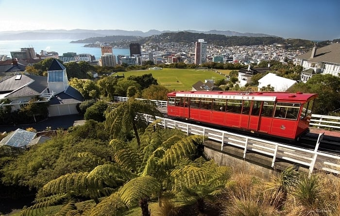 o que visitar na Nova Zelândia
