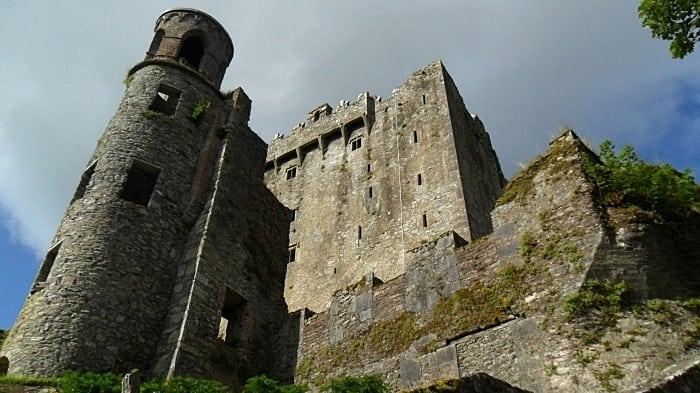 castelo de Blarney - Dicas de intercâmbio na Irlanda, na linda Galway