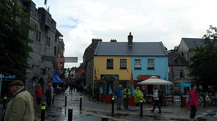 centro de galway - Dicas de intercâmbio na Irlanda, na linda Galway