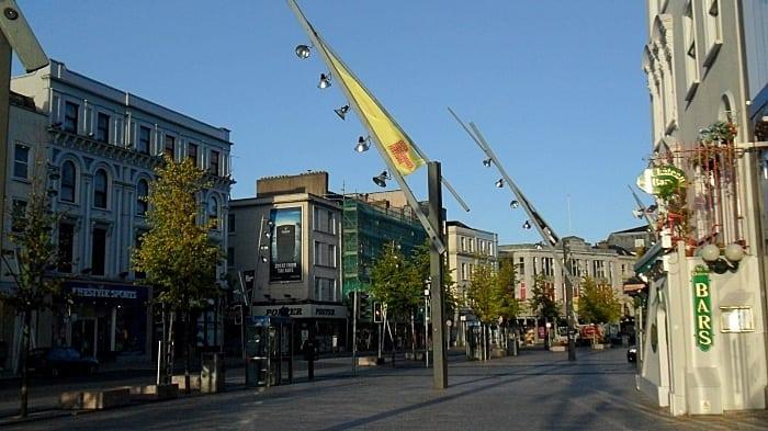 cidade de Cork - Dicas de intercâmbio na Irlanda, na linda Galway
