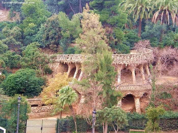 dicas do park güell Barcelona