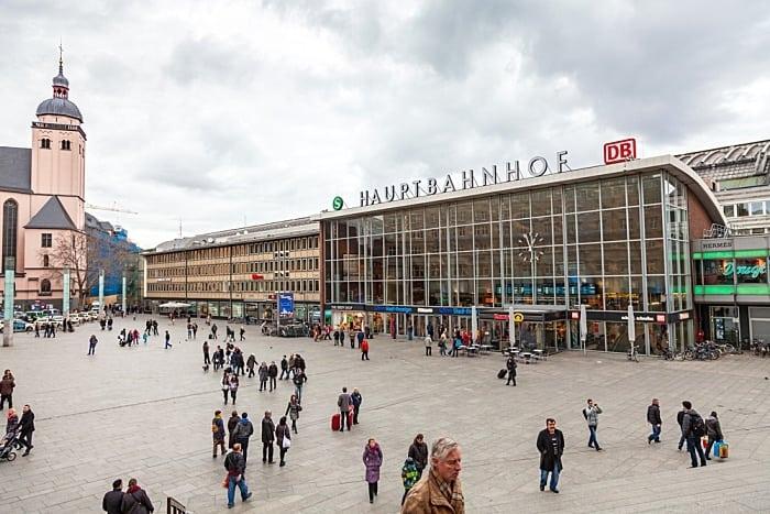 estacao de trem de colonia - Onde ficar em Colônia, na Alemanha: dicas de hotéis e melhores bairros
