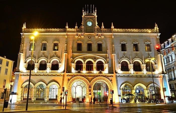 estações de trem de Lisboa