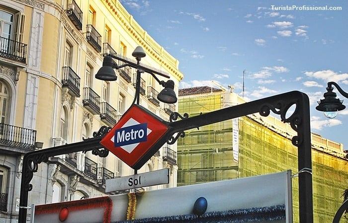 metro de madri - Metrô de Madri: tudo o que você precisa saber para usá-lo