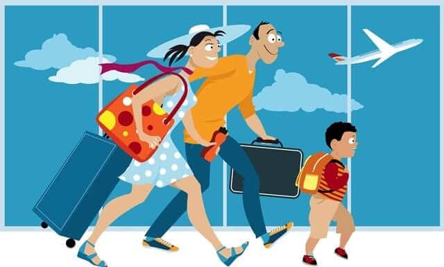 o que levar na mala em uma viagem com criancas - O que é overbooking? Conheça seus direitos como passageiro