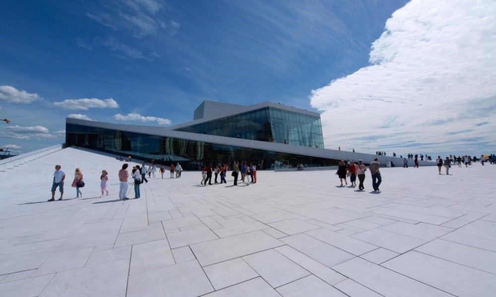 pontos turísticos de Oslo