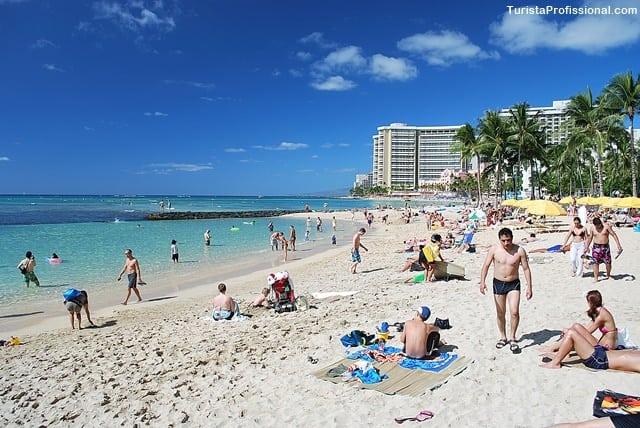 praia no hawaii - 10 ilhas lindas que você precisa conhecer